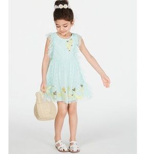 Other - GIRLS FLOWER AND LEMON DRESS